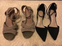 New x2 M&S Shoes - Buy both Pairs Save £60