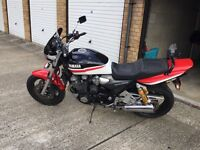 Yamaha XJR1300sp for sale good condition with extras