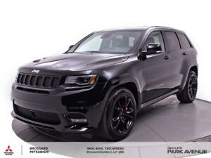 2017 Jeep Grand Cherokee SRT 6.4L 475HP NAVI+TOIT PANO