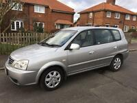KIA DIESEL AUTOMATIC,{ONLY 40,000 MILES},2006,1 YEARS MOT,FULL LEATHER