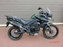 Triumph Tiger XC 800 ABS 2013 Toodyay Toodyay Area Preview