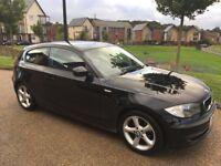 BMW 1 Series 2.0 116d Sport 3dr 2010 Diesel 2 Owners 12 Months MOT Good Condition