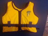 Swim vest/jacket