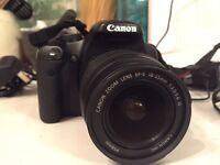 Canon EOS 450D SLR Camera. (Mint condition)