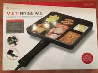 Ideal frying pan for camping