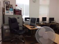 Spacious Office in Green Street, Upton Park with a Separate Reception & a Kitchen and Storage space