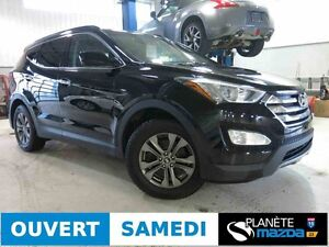 2013 HYUNDAI SANTA FE AWD 2.4L LUXURY TRACTION INTÉGRALE