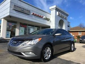 2013 Hyundai Sonata GL,SUNROOF,ALLOYS,HTD SEATS,NICE LOCAL TRADE