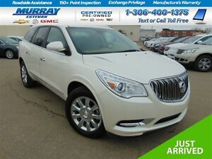 2015 Buick Enclave *XM *Heated/cooled *White diamond *Clean 1 ow