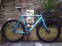 Claud Butler Vuelta Road Bike Frame & Forks - Fixie, City Bike, Commuter Bike, ITM