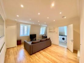 A Spacious 2 bedroom flat for Rent in South Kensington for £600 per week