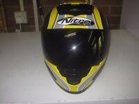 Nitro N500V Crash Helmet