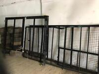 Ford transit cage