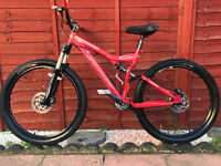 "Specialised Stumpjumper FSR Comp MTB 26"" Bike Size - S"