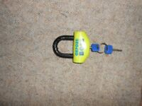 Oxford Boss Lock