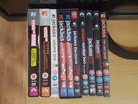 Jackass/Viva La Bam DVD Collection