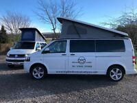 VW Campervan Hire - Luxury