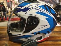 Bell Clutch qualifier helmet