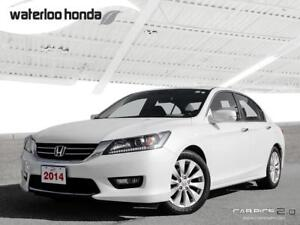 2014 Honda Accord EX-L Back Up Camera, Heated Seats and more!