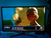 Samsung tv 40es6800 + ambient led and chanels ip tv