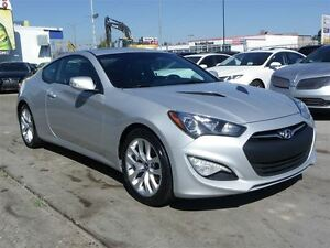 2014 Hyundai Genesis Coupe 2.0T Premium|GPS|B-CAMERA|LEATHER|SUN