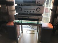 Sony deck audio system