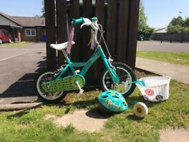 "Halfords Kids Bike 14"""