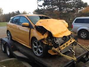 PARTING OUT: 2013 Ford Focus ST London Ontario image 2