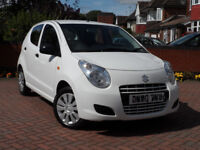 AUTOMATIC SUZUKI ALTO 2014 PLATE. 1.0 ENGINE. ONLY 2130 MILES . 1 OWNER . LONG MOT. BARGAIN