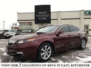 2013 Acura TL 3.5L FWD | 4 NEW TIRES | NO ACCIDENTS | LEATHER