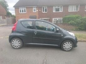 Peugeot 107 1.0 12v Urban Move 3dr - Low Millage - Tax only 20 Pounds