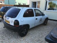 Vauxhall corsa b 1.0 all parts available