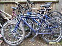USED bikes, GT specialized Carr-era, Marin, Giant, Triban, cannon, electric fold-able aluminum