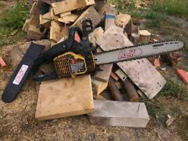 "38cc Chainsaw AL-KO 16"" Bar"