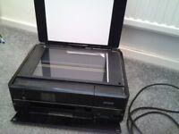 Epson Photo PX730WD Printer
