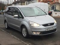 FORD GALAXY GHIA 2.0 TURBO DIESEL ,7 SEATER,EXCELLENT RUNNER!LOOKS AND DRIVES LIKE DREAM! GOOD CAR!!