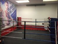 Boxing club for sale