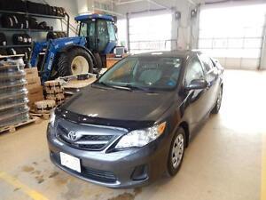 2013 Toyota Corolla CE Fuel economy