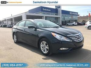 2013 Hyundai Sonata GLS PST Paid - No Accidents - Heated Seats