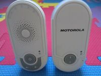 Motorolla Baby Monitors in Excellent, New Condition