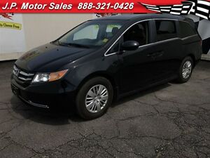 2014 Honda Odyssey LX, Automatic, Third Row Seating, Only 57,000