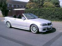BMW 325CI M SPORT CONVERTIBLE,,hpi clear,