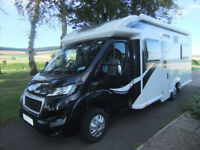 Bailey Approach Autograph Motor Home. 2016. 2.2 litre 4 berth. Immaculate condition