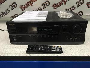Amplificateur stereo (receiver)