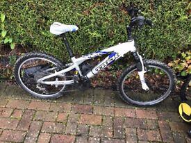 "Trek boys bike for sale (20"" wheels)"