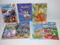 Disney Book bundle for kids