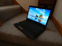 "Bargain of the day ! Toshiba 15.6"" Core i5 laptop..4GB DDR3 RAM. 320GB hard drive. Intel HD Graphics"