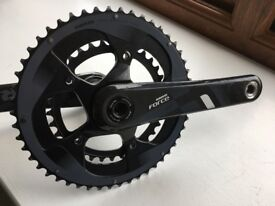 SRAM Force 22 Carbon Chainset - 11 speed - 175mm
