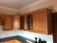 kitchen cupboards and units
