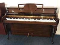 Knight K15 upright piano best of British Year 1990